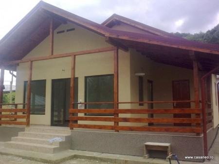 Casa lemn Ioana - 1.Casa lemn Ioana