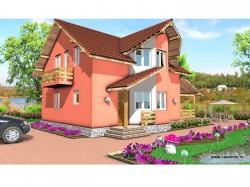 Casa lemn Malina - Casa lemn Malina