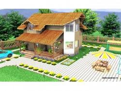 Casa lemn Vicentiu - Casa lemn Vicentiu