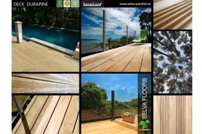 Deck-uri lemn DuraPine  - Deck lemn