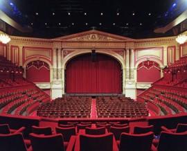 Koninklijk Theater Carre, Amsterdam-Holland - Materiale pentru perdele si draperii