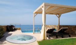 Spa pentru 5 persoane ROUND 2 - Spa-uri pentru relaxare la domiciliu