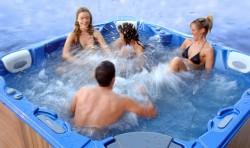 Spa pentru 5 persoane AQUA 8 - Spa-uri pentru relaxare la domiciliu