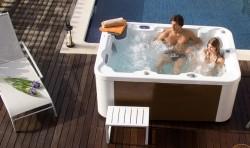 Spa pentru 3 persoane COMPACT 30 - Spa-uri pentru relaxare la domiciliu