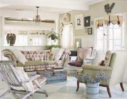 foto: www.designforhouse.info - Shabby Chic, o marca a designerului Rachel Ashwell