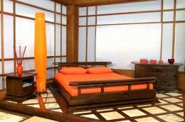 Japonia si minimalismul (foto: www.interiorresult.com) - Inspiratie internationala