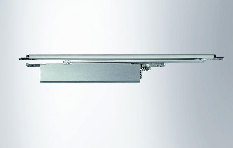 amortizoare hidraulice cu montaj aparent sau integrat. Black Bedroom Furniture Sets. Home Design Ideas