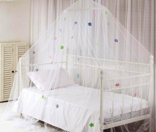 Shuibao Textile co Ltd - Plase tip baldachin pentru protectie in timpul somnului (foto Shuibao Textile