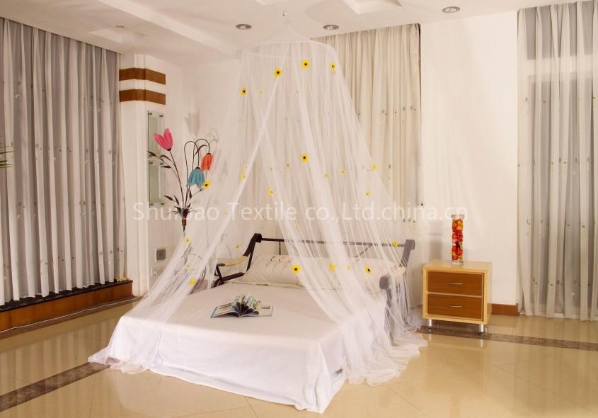Shuibao Textile co Ltd2 - Plase tip baldachin pentru protectie in timpul somnului (foto Shuibao Textile