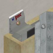 X-FOX - Sistem de fixare - XLA-h-580 - Sisteme de fixare MacFOX si X-FOX