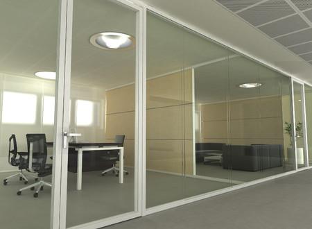 Compartimentari - Esedra3 - Compartimetari de birouri - TECHNO GLASS WALL