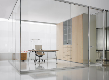 Compartimentari - Network P27 - Compartimetari de birouri - TECHNO GLASS WALL