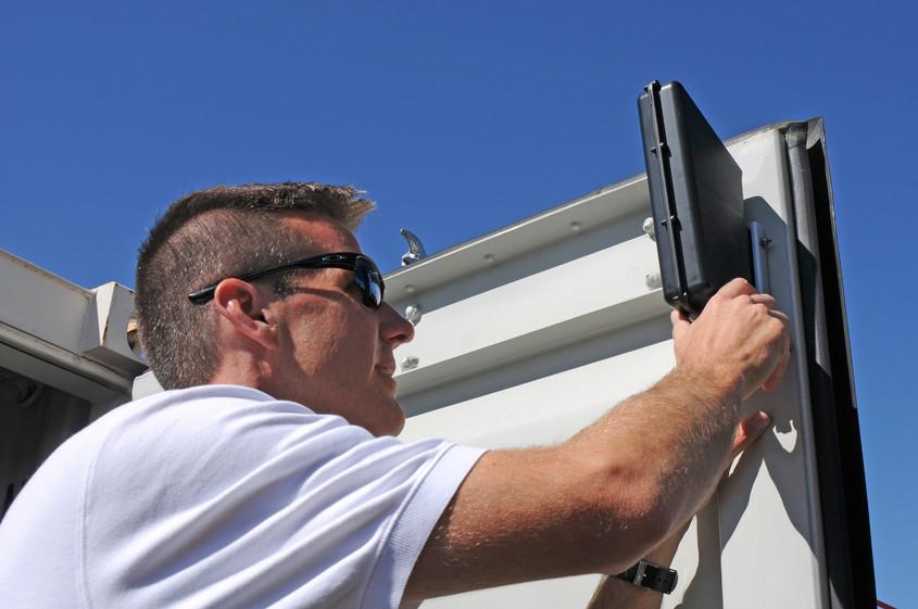 Sistemele de supraveghere moderne sporesc securitatea cladirilor (foto Georgia Tech Research Institute) - Sistemele de supraveghere