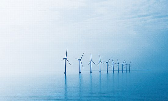 Danemarca prevede ca pana in 2050 intreaga tara va putea fi alimentata cu energie eoliana (sursa