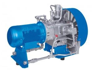 Compresoare cu piston Booster - Compresoare cu piston - Booster
