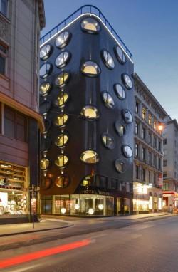 Hotel Topazz 1 - Hotelul Topazz din Viena