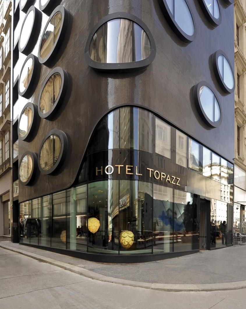 Hotel Topazz 2 - Hotelul Topazz din Viena