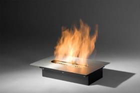 Semineu pe bioetanol cu insertii manuale - FIRE BOX - Seminee pe bioetanol cu insertii manuale - PLANIKA