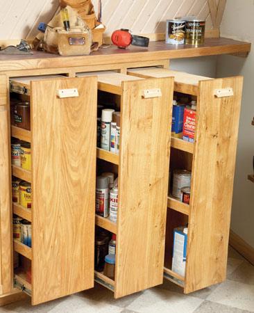 Organizare a dulapurilor pe adacime si verticala (foto www familyhandyman com) - Organizare a dulapurilor pe
