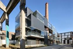 Fosta fabrica de sapun transformata6 - Fosta fabrica de sapun transformata intr-un complex de locuinte sociale