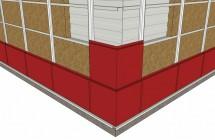 Detalii montaj casete de fatada - Casete de fatada 2