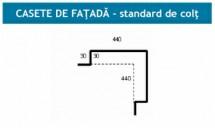 Schita casete de fatada - Casete de fatada 2