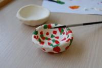 Foto: Alina Miron, Modelino - Idei de ornamente care pot fi pictate si modelate de copii