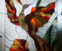 Vitraliu modern - Zoomorf - Vitralii moderne - Color Art