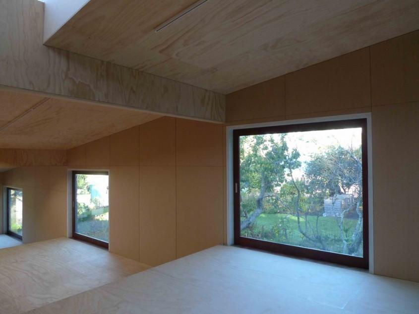 Studioul unui artist castiga premiul pentru Arhitectura4 - Un studio pentru un artist castiga Premiul National