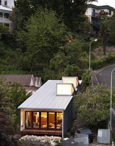 Studioul unui artist castiga premiul pentru Arhitectura7 - Un studio pentru un artist castiga Premiul National de Arhitectura din Noua Zeelanda