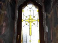 Vitraliu religios - Sf.Cruce - Vitralii religioase - Color Art