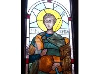 Vitraliu religios - Sf.Dimitrie - Vitralii religioase - Color Art