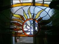 Vitraliu religios - Simbol - Vitralii religioase - Color Art