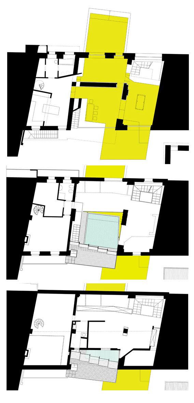 Proiect de renovare in Turin1 - Renovarea unei locuinte din Mathi - Turin, Italia