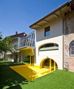 Proiect de renovare in Turin2 - Renovarea unei locuinte din Mathi - Turin, Italia