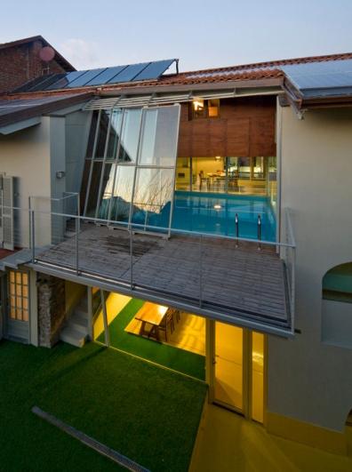 Proiect de renovare in Turin4 - Renovarea unei locuinte din Mathi - Turin, Italia