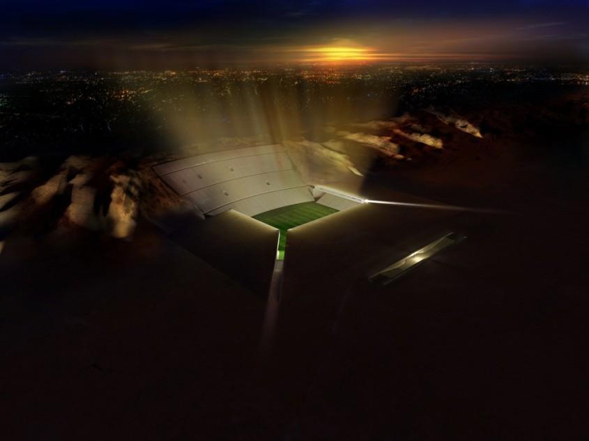 Stadionul Al Ain 6 - Stadionul Al Ain