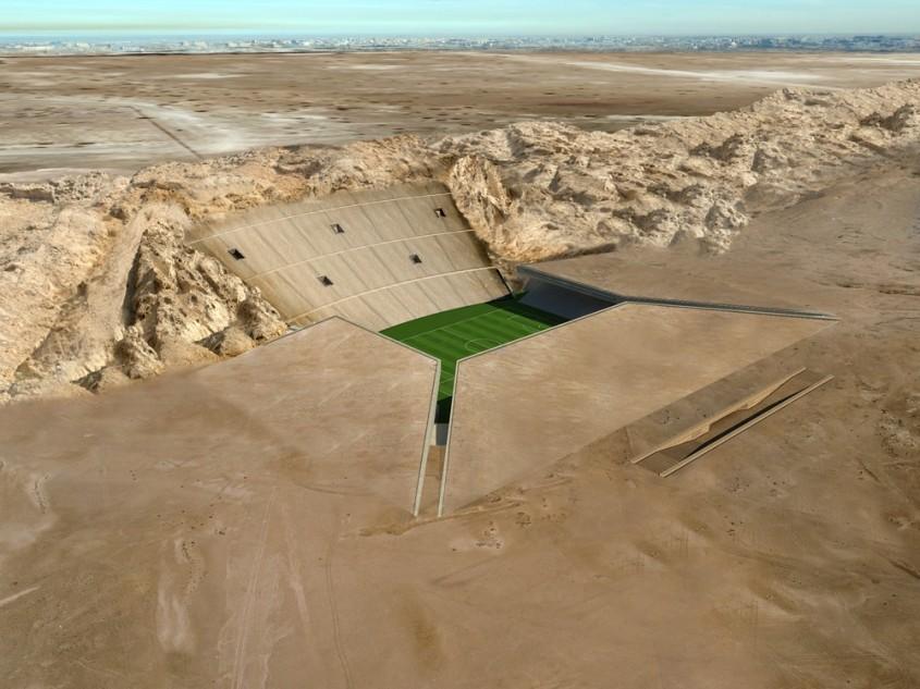 Stadionul Al Ain 1 - Stadionul Al Ain