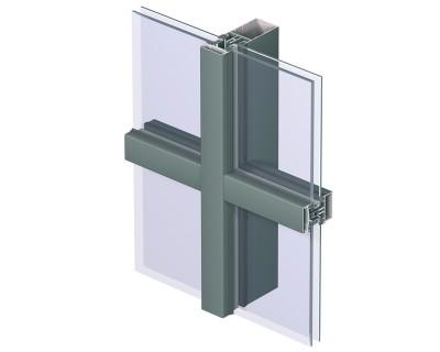 Sistem standard CW 50 - Pereti cortina