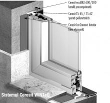 Sistemul Ceresit WINTeQ - Sistem de etansare Ceresit