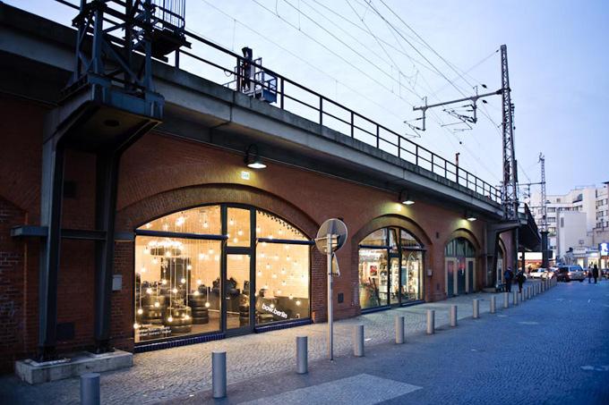 Magazinul City West - Magazinul City West din Berlin