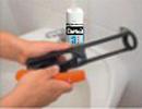 Etansanti siliconici - aplicare 4 - Etansanti siliconici - Ceresit - Etape de aplicare