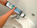 Etansanti siliconici - aplicare 5 - Etansanti siliconici - Ceresit - Etape de aplicare