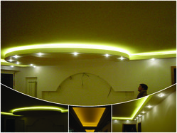 Scafe decorative illuminate cu Cold Cathode - Solutii de iluminat interior si exterior cu tuburi Cold Catode