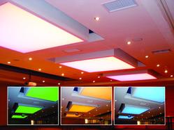 Iluminatoare RGB cu Cold Cathode  - Solutii de iluminat interior si exterior cu tuburi Cold Catode