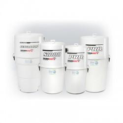 Aspiratoare centrale de praf compacte - Generation2, S1000, Pro1, Pro2 - Aspiratoare centrale de praf - DrainVac - MAXXXCOMFORT