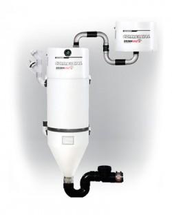 Aspirator central de praf comercial AUTOMATIK - Aspiratoare centrale de praf - DrainVac - MAXXXCOMFORT