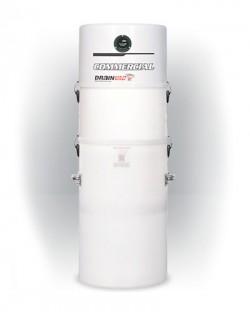 Aspirator central de praf comercial CYCLONIK - Aspiratoare centrale de praf - DrainVac - MAXXXCOMFORT
