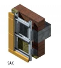 Sistem de ancoraj combinat SAC - Sistem de prindere Ceram - Monsena