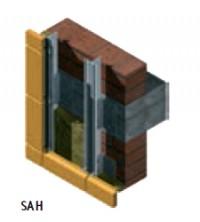Sistem de ancoraj orizontal SAH - Sistem de prindere Ceram - Monsena